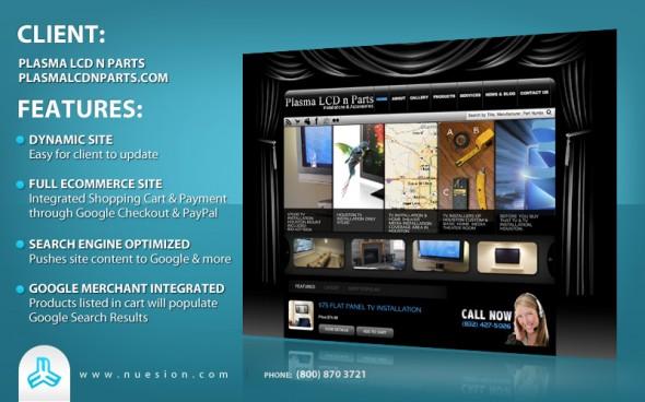 WordPress Shopping Cart & E-Commerce - PLP Houston Web Design